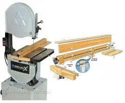 Band Saw Rip Fence Miter Guage By Confederatemule Lumberjocks Com Woodworking Community