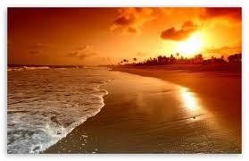 beach sunrise ultra hd desktop
