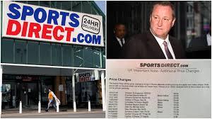 Sports Direct Denies Profit Allegations ...