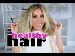 my must have hair s for healthy