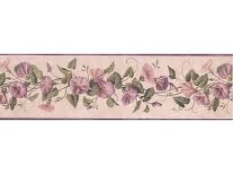 lavender dw30083b fl wallpaper border