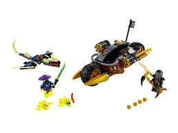 LEGO® Ninjago Cole's Donner-Bike 70733