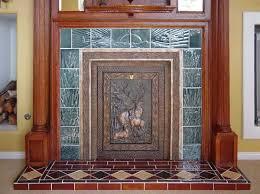 art tile murals panels victorian