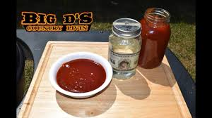 how to make whiskey bbq sauce w