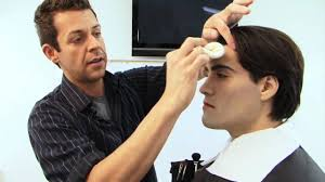 edward cullen vire make up tutorial