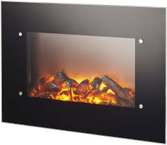 wall mounted electric fireplace varese
