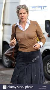 Penny Smith The GMTV presenter outside the ITV studios London Stock Photo -  Alamy