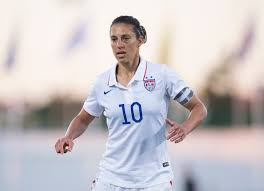 Five Things to Know About U.S. WNT Midfielder Carli Lloyd