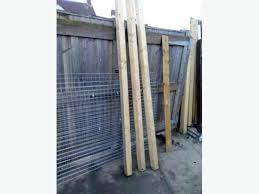 8ft Fence Posts 3x3 34 Willenhall Wolverhampton