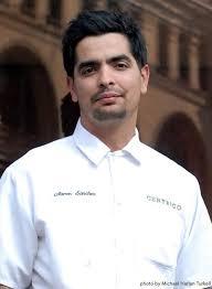 Chef Aaron Sanchez At age 16, Sanchez was cooking at a level that ...