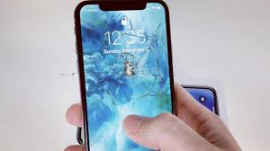 iphone x how to fix live wallpaper