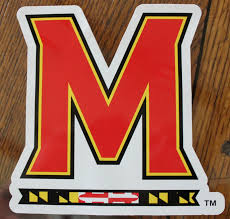 University Of Maryland Terrapins Die Cut Window Decal Car College Sticker For Sale Online
