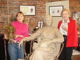 A 'belle' in bronze - News - Savannah Morning News - Savannah, GA