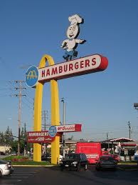 Oldest McDonalds in Downey California. | Downey california ...