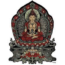Ds530 Buddha Window Sticker Stickerbiz Com