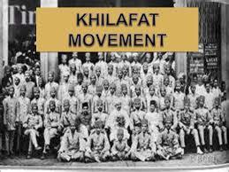 The Khilafat Movement in Tamil   Non-cooperation movement in tamil pdf
