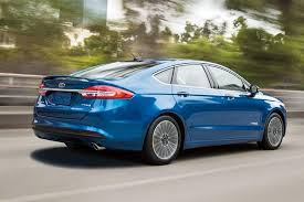 2018 ford fusion hybrid new car review