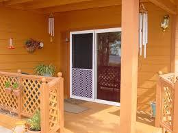 window and door screen repair