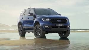 The 2020 Ford Everest Sport is arriving ...