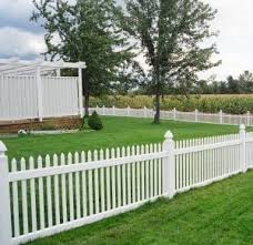 Best Materials For A Picket Fence Fence Supply Online