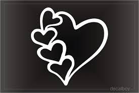 Love Decals Stickers Decalboy