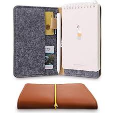 notebook cover imitation leather