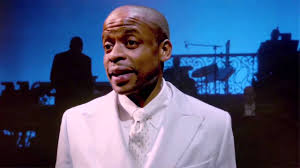 EXCLUSIVE: Dule Hill, Back on Broadway - YouTube