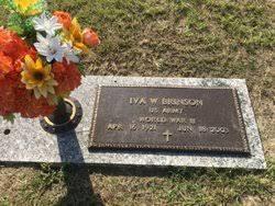 Iva Ward Brinson (1921-2003) - Find A Grave Memorial
