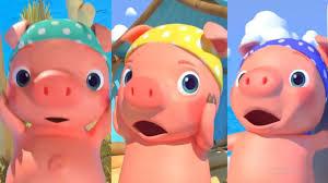 Con Heo Đất, Con Lợn Éc, Nhạc Thiếu Nhi Remix - YouTube