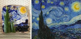 Twitter Users Recreate Famous Artwork as a Sandwich | Ken Bromley ...