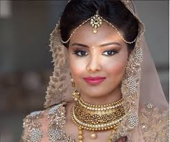 simple indian bridal makeup looks
