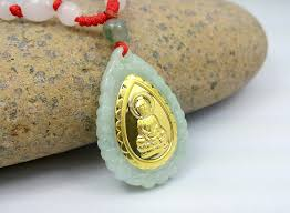 new design top quality guanyin jade