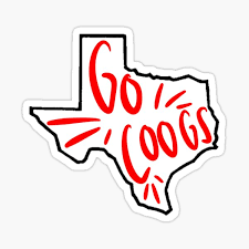 University Of Houston Stickers Redbubble