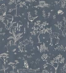 hollie blue wallpaper kubel kids