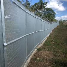 Fencing In Trinidad Specialized In High Medium Security Fence Provar Distributors Ltd