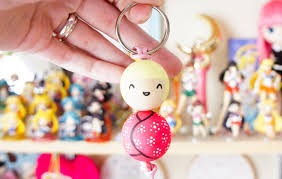 50 diy keychains for you your friends