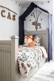 One Room Challenge Week 6 Woodland Big Boy Room Reveal Simply Beautiful By Angela