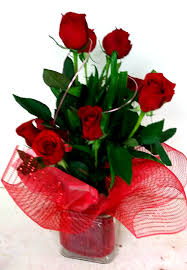 red roses modern romance by my