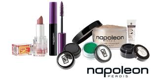 beauty exclusive napolean perdis the