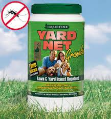 Liquid Fence Yard Net 2lb Granular Insect Repellent Pulsetv