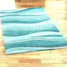 scenic turquoise bath rug set furniture