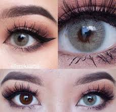 Fancylens_us - 🎀Mini ava Gray. ⛱This eye lens is a... | Facebook