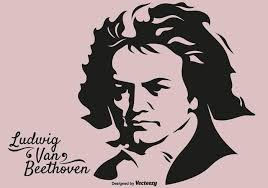 Vector Of The Musician Ludwig Van Beethoven - Download Free ...