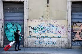 Risultato immagini per italia coronavirus picture Italy 1m