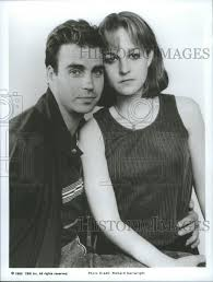 1992 Press Photo Helen Hunt and Jeff Fahey star in In the Company ...