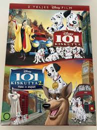 101 Dalmatians & 101 Dalmatians 2 DVD SET 101 Kiskutya & 101 Kiskutya 2.  Paca és agyar / Directed by Wolfgang Reitherman, Hamilton Luske, Clyde  Geronimi, Jim Kammerud, Brian Smith / Patch's London Adventure, Paca és  Agyar - bibleinmylanguage