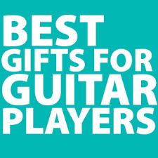 best gifts for guitar players gift