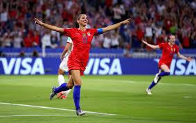 U.S. women's soccer superstar Alex Morgan announces pregnancy