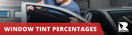 Window Tint Percentages Tint Percentages Vlt Vlr Explained Rvinyl
