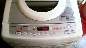 Mã Lỗi Máy Giặt Toshiba | Dịch Vụ Sửa Chữa Uy Tín